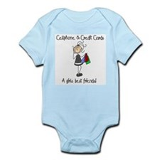 Girls Best Friends Infant Bodysuit
