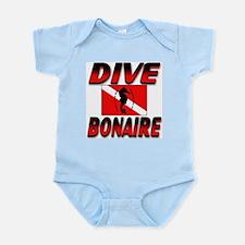 Dive Bonaire (red) Infant Creeper