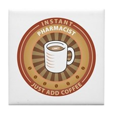 Instant Pharmacist Tile Coaster