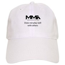 MMA Does Not Play Well With o Baseball Cap