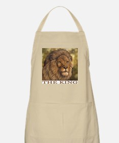 King of Beasts BBQ Apron