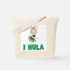 I Hula Tote Bag