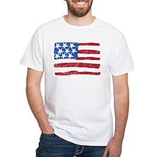 Grungy Flag Shirt