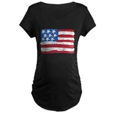 Grungy Flag T-Shirt