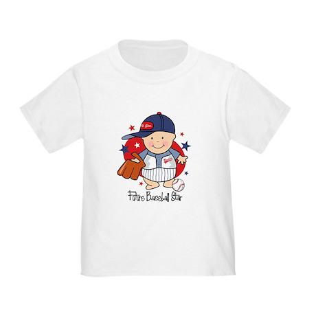 Future Baseball Star Toddler T-Shirt
