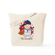 Future Baseball Star Tote Bag