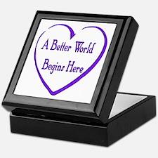 Better World Keepsake Box