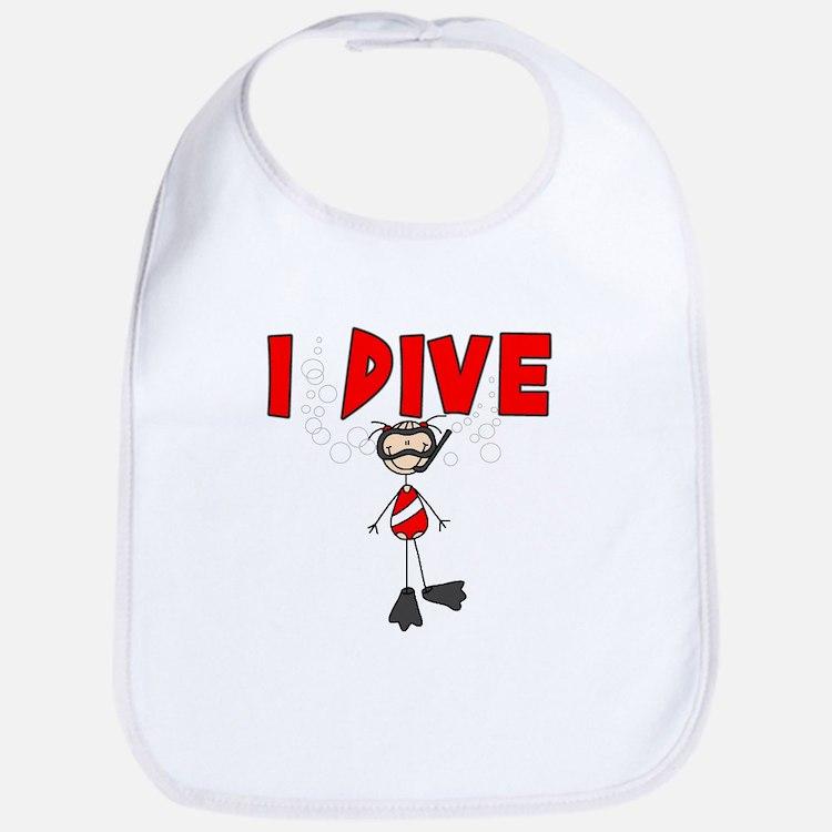 I Dive Bib