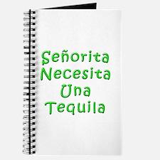 Senorita Tequila Journal
