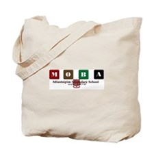 Mfantsipim MOBA Blocks Tote Bag