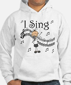 I Sing (FEMALE) Jumper Hoody