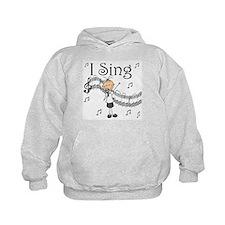 I Sing (FEMALE) Hoody