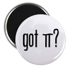 Got Pi? Magnet
