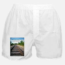 Proverbs 23:19 Boxer Shorts