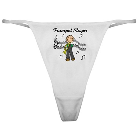 Trumpet Player Classic Thong