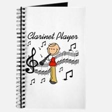 Clarinet Player Journal