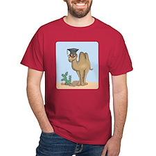 Graduate Camel T-Shirt