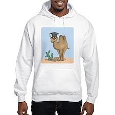 Graduate Camel Hoodie