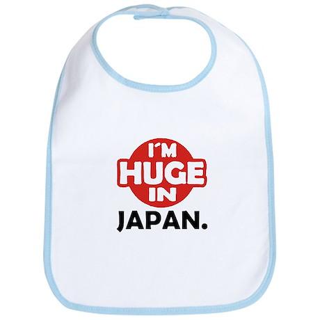 Im Huge in Japan Bib