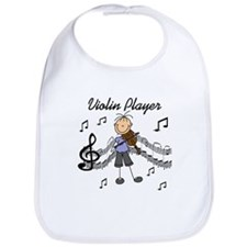 Violin Player Bib