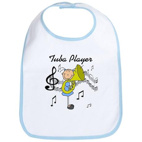 Tuba Player Bib