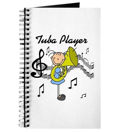 Tuba Player Journal