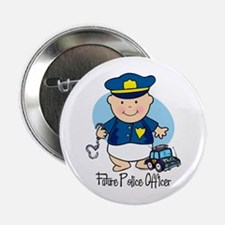 "Future Police Officer 2.25"" Button"