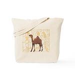 Egyptian Camel Tote Bag