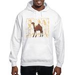 Egyptian Camel Hooded Sweatshirt