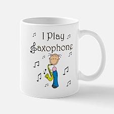 I Play Saxophone Mug