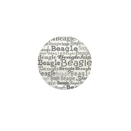 Lots of Beagles Mini Button (10 pack)