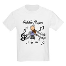 Fiddle Player T-Shirt