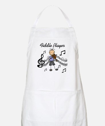 Fiddle Player BBQ Apron