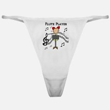 Flute Player Classic Thong