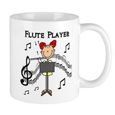 Flute Player Mug