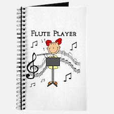Flute Player Journal