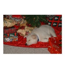 Dreaming White Christmas Postcards (Package of 8)