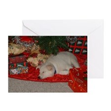 Dreaming White Christmas Greeting Cards (Pk of 10)