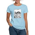 Camel Illustration Women's Light T-Shirt