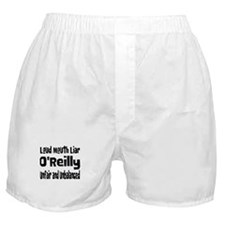 Loud Mouth Liar O'Reilly Boxer Shorts