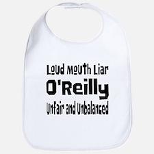Loud Mouth Liar O'Reilly Bib