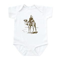 Vintage Camel Infant Bodysuit