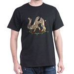 Stylized Camel Dark T-Shirt