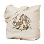 Stylized Camel Tote Bag