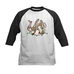 Stylized Camel Kids Baseball Jersey