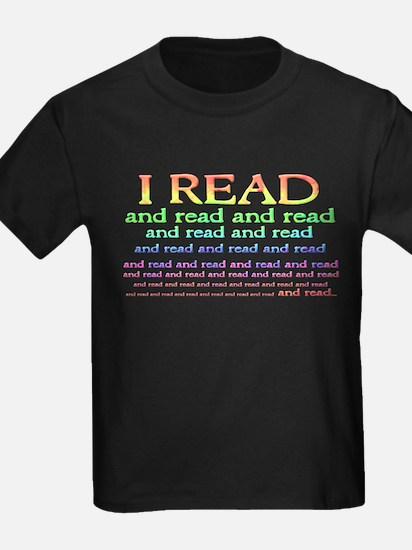 I Read T
