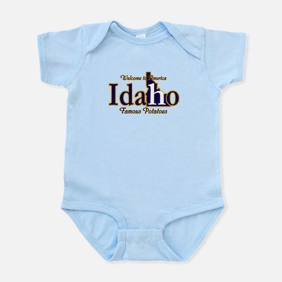 Idaho Infant Creeper