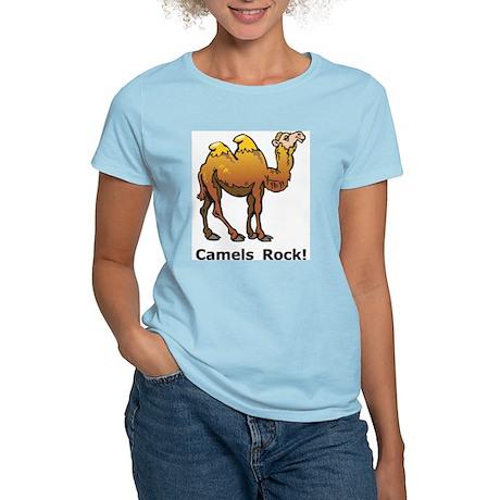 Camels Rock Women's Light T-Shirt