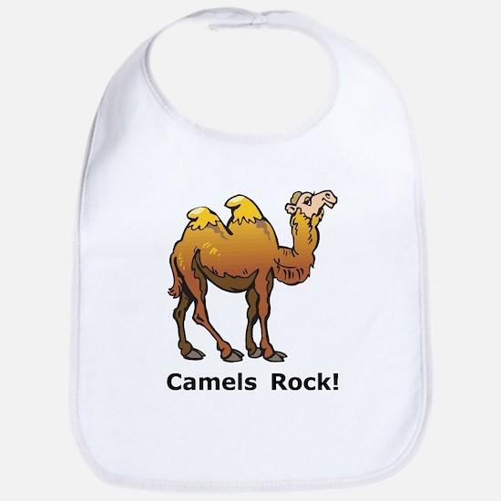 Camels Rock Bib