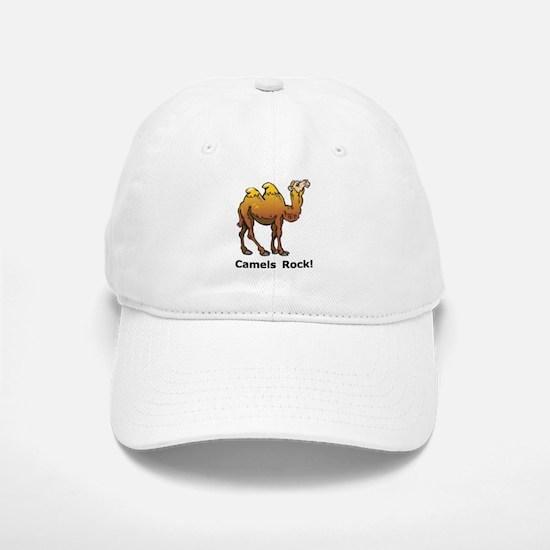 Camels Rock Baseball Baseball Cap